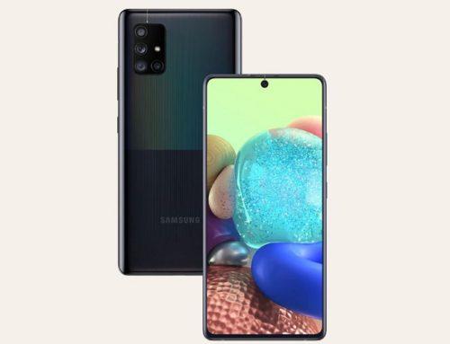 ပုံမှန်ထက်သေးငယ်နေတဲ့ Galaxy A71s 5G UW စမတ်ဖုန်းသစ် FCC အတည်ပြုချက်ရယူ