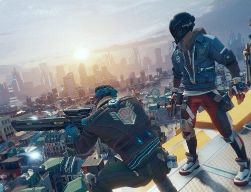 Hyper Scape ဂိမ်းနဲ့ Battle Royale ပြိုင်ပွဲထဲ ထပ်ဝင်လာတဲ့ Ubisoft ဂိမ်းကုမ္ပဏီ