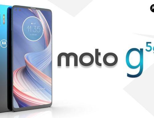 Motorola ရဲ့စျေးအချိုဆုံး 5G စမတ်ဖုန်းအဖြစ် Moto G 5G Plus ကိုမိတ်ဆက်