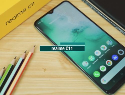 realme C11 (Review) နှင့် Giveaway ကံထူးရှင်များ