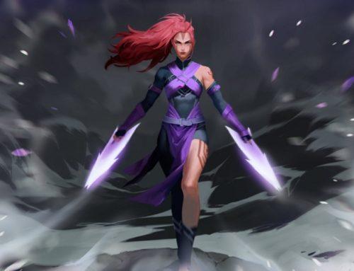 Dota2 Battle Pass ပိုင်ရှင်တွေအတွက် မိန်းကလေး Anti Mage Persona လာတော့မည်