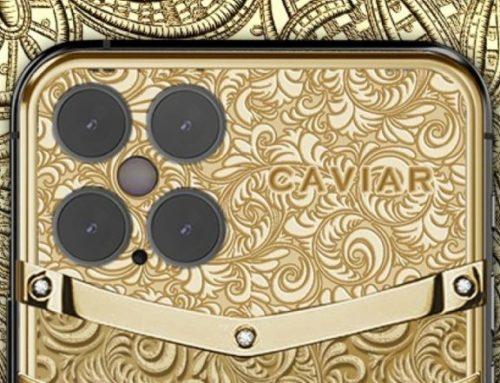 Caviar က သိန်း ၃၂၀ တန် iPhone 12 Pro ကို ရောင်းမည်
