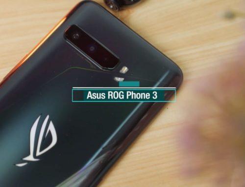 ASUS ROG Phone III ရဲ့ First Impression ဗီဒီယို