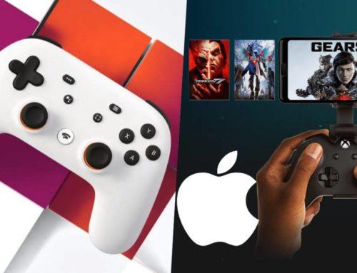 Game Steaming Service တွေကို iOS ပေါ်မှာ Support ပြုလုပ်မှာမဟုတ်တဲ့ Apple