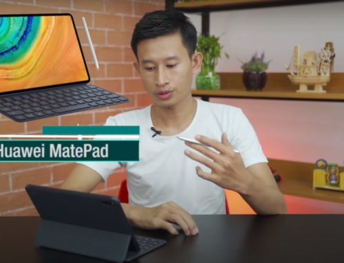 HUAWEI MatePad 10.4 ရဲ့ First Impression ဗီဒီယို