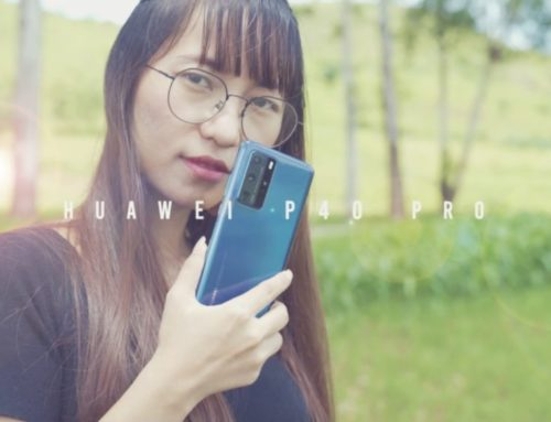 HUAWEI P40 Pro ရဲ့ Camera Review ဗီဒီယို
