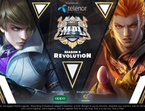 Mobile Legends: Bang Bang Professional League Myanmar Season 5 ကို ဩဂုတ်လတွင် စတင်ကျင်းပသွားမည်