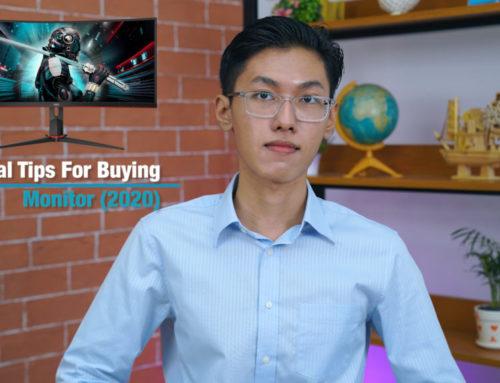 ကိုယ့်အတွက်အဆင်ပြေဆုံး Monitor တစ်ခုရွေးဝယ်ခြင်း (2020)