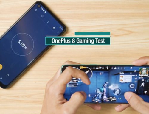 OnePlus 8 ရဲ့ PUBG Gaming Test ဗီဒီယို
