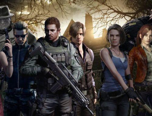 Resident Evil ဂိမ်းစီးရီးကိုလည်း Live-action အသက်သွင်းဦးမယ့် Netflix
