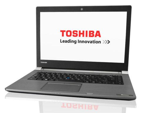 Laptop စျေးကွက်ကနေ အပြီးထွက်ခွာသွားတဲ့ Toshiba