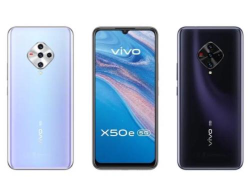 Vivo က 33W အမြန်အားသွင်းစနစ်နဲ့ Snapdragon 765G ပါတဲ့ X50e 5G ကို ကြေညာ
