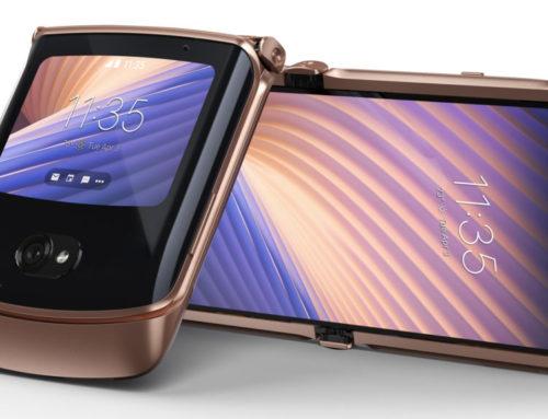 Montblanc နဲ့ ပူးပေါင်းပြီး Special Edition Razr 5G ဖုန်းကို မိတ်ဆက်မယ့် Motorola