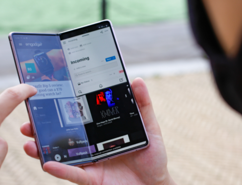 ကိုဗစ်ကာလမှာ အိမ်ကနေ အလုပ်လုပ်ဖို့ အကောင်းဆုံး ဖုန်းဟာ Galaxy Z Fold2 လို့ Samsung ပြော