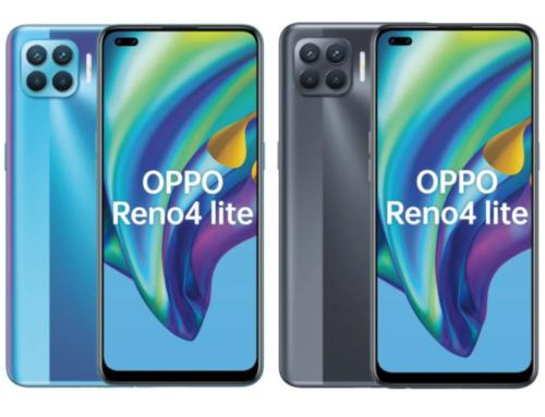 ယူကရိန်း စတိုးမှာ ရောင်းချပေးလိုက်တဲ့ OPPO Reno4 Lite