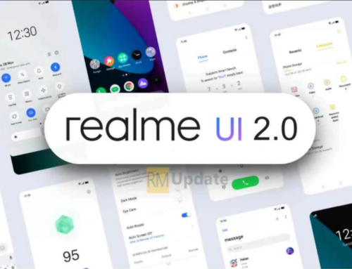 realme UI 2.0 အသုံးပြုထားတဲ့ စမတ်ဖုန်းအသစ်ကို အောက်တိုဘာလမှာ မိတ်ဆက်သွားမယ်