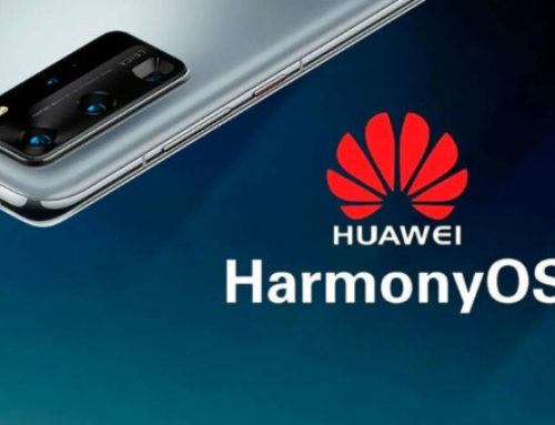 Logo အသစ်ပေါက်ကြားလာတဲ့ Huawei HarmonyOS
