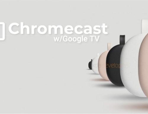 Render ဓါတ်ပုံတွေ ထွက်ပေါ်လာပြီဖြစ်တဲ့ Google Chromecast with Google TV