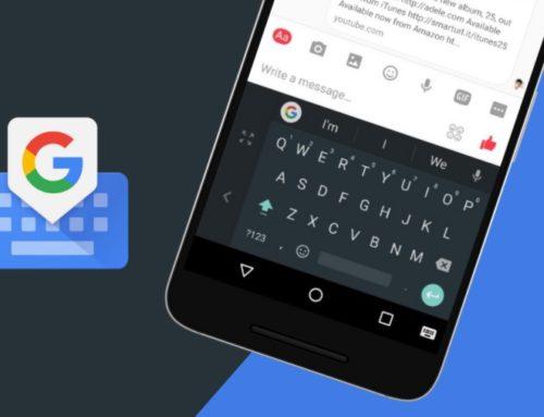 Android အတွက် Design အသစ်ရရှိလာတော့မယ့် Google Gboard