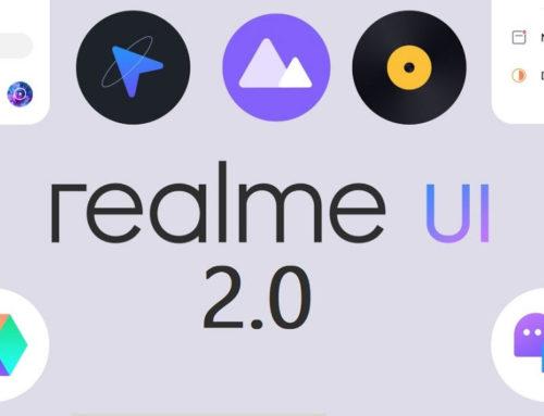 Android 11 ကို အခြေခံထားတဲ့ realme UI 2.0 ကို မိတ်ဆက်လိုက်တဲ့ realme