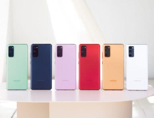 120Hz AMOLED Display ပါတဲ့ Samsung Galaxy S20 FE ကို တရားဝင်မိတ်ဆက်လိုက်ပြီ