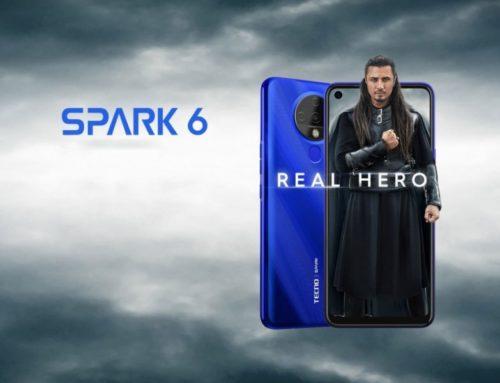6.8″ Display နဲ့ မြန်မာငွေ ၁ သိန်းခွဲဝန်းကျင် Tecno Spark 6 ကို မိတ်ဆက်လိုက်ပြီ