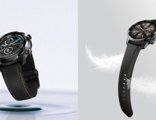 Snapdragon 4100 Chip အသုံးပြုထားတဲ့ TicWatch Pro 3 Smartwatch ကိုမိတ်ဆက်လိုက်ပြီ