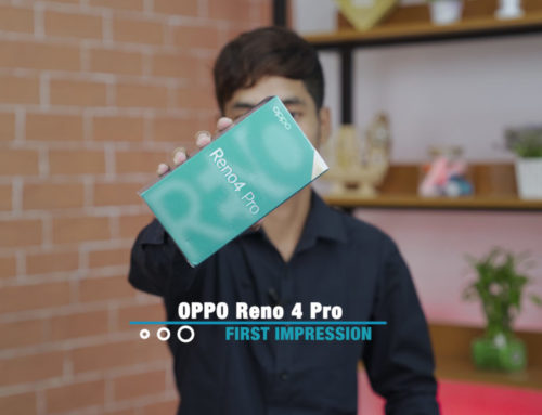 OPPO Reno 4 Pro ရဲ့ First Impression ဗီဒီယို