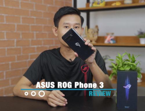 ROG Phone III ရဲ့ Review နဲ့ အလန်းစား Features တွေအကြောင်း