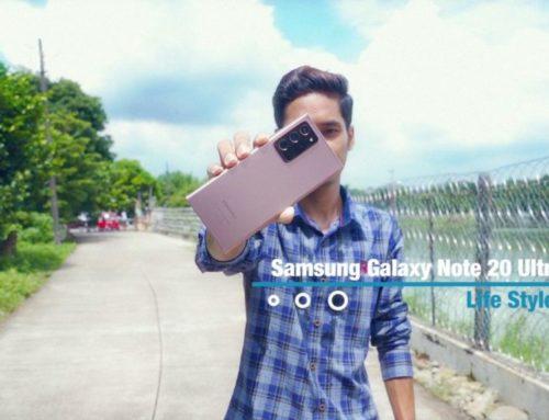 Samsung Galaxy Note20 Ultra ရဲ့ အမိုက်စား Features များ