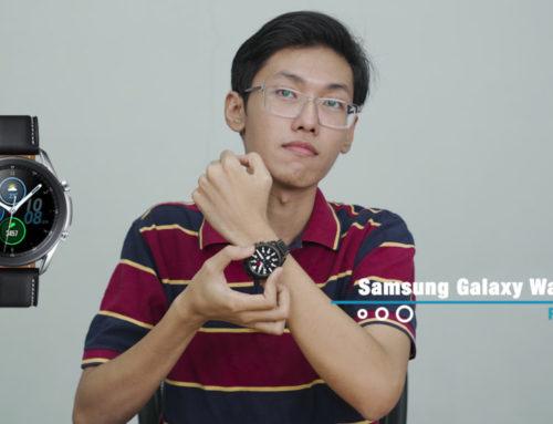 Smartwatch တစ်လုံးအနေနဲ့ Samsung Galaxy Watch 3 ရဲ့အနေအထားက ဘယ်လိုရှိမလဲ?