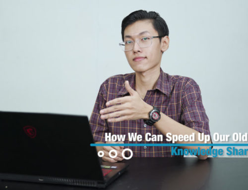 ကွန်ပျူတာတစ်လုံး စက်လေးနေရင် ပြန်သွက်သွားအောင်ဘယ်လိုလုပ်ကြမလဲ?