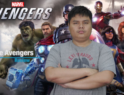 Marvel's Avengers Game ရဲ့ Review ဗီဒီယို