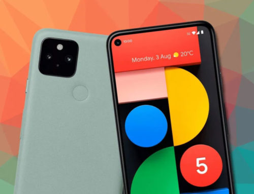 Mint Green အရောင်နဲ့ Google Pixel 5 ရုပ်ပုံပေါက်ကြားထွက်ပေါ်လာပြန်