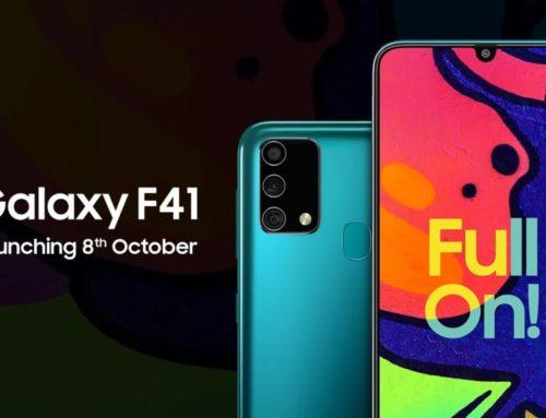 Samsung India က Galaxy F41 ရဲ့ ပထမဆုံး Teaser ဗီဒီယိုကို မျှဝေလိုက်ပြီ