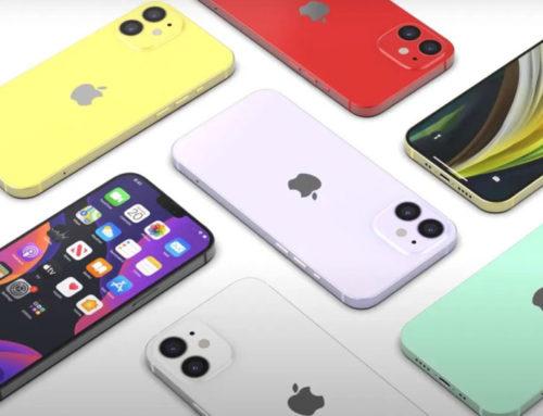 အရွယ်အစားအသေးဆုံးဟာ iPhone 12 mini ဖြစ်မယ်လို့ သတင်းထွက်ပေါ်