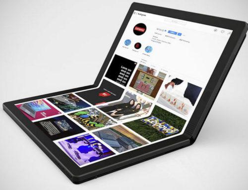 ကမ္ဘာ့ ပထမဆုံး Foldable ကွန်ပျူတာ Lenovo ThinkPad X1 Fold ကို ရောင်းပြီ