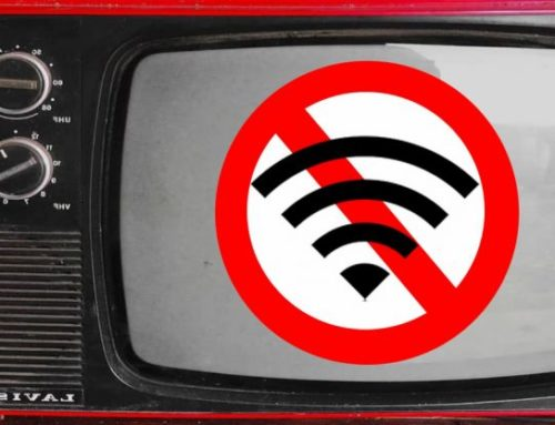 TV အဟောင်း ၁ လုံးကြောင့် ၁နှစ်ခွဲကြာ အင်တာနက် ပြတ်တောက်ခဲ့တဲ့ မြို့ ၁ မြို့
