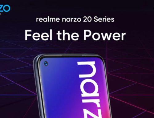 realme Narzo 20A နဲ့ Narzo 20 တို့ရဲ့ အချက်အလက် အပြည့်အစုံထွက်ပေါ်လာ