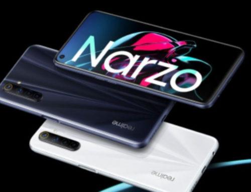 realme Narzo 20 ရဲ့ Key Specs အချက်အလက်အချို့ ပေါက်ကြားလာ