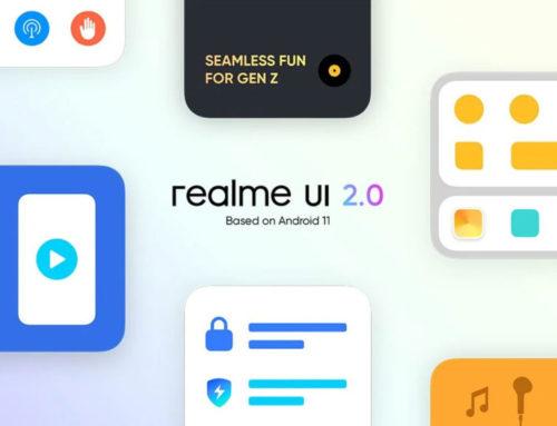 Realme UI 2.0 Update ပေးမယ့် အချိန်ဇယား ထွက်ပေါ်လာပြီ