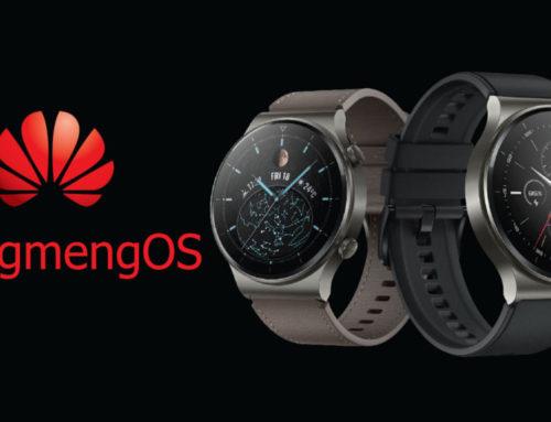တရုတ်ဗားရှင်းမှာ HongmengOS နဲ့ ဖြစ်လာမယ့် Huawei Watch GT 2 Pro