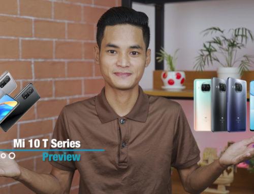 Xiaomi မိတ်ဆက်သွားတဲ့ Mi 10T Series အကြောင်း