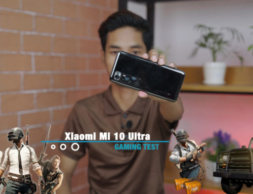 Xiaomi Mi 10 Ultra ရဲ့ PUBG Gaming Test ဗီဒီယို