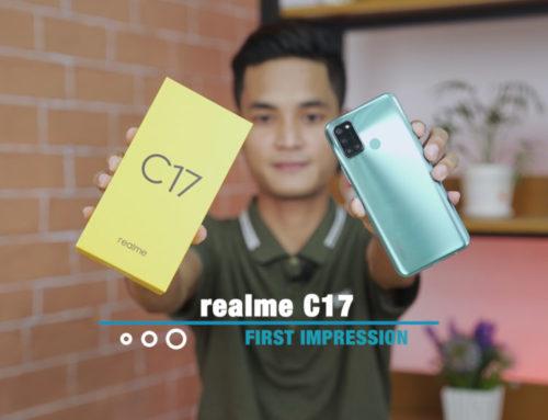 90Hz Display ပါတဲ့ တန်ဖိုးနည်းဖုန်း realme C17 ရဲ့ အနေအထားက ဘယ်လိုရှိလဲ