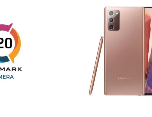 Galaxy Note 20 Ultra 5G နဲ့ DxOMark မှာ Camera ပိုင်းရမှတ်အတူတူသတ်မှတ်ခံလိုက်တဲ့ Galaxy Note 20