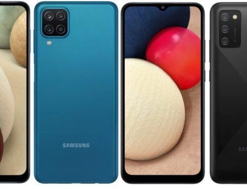 Samsung ကနေ Galaxy A12 နဲ့ A02s ဖုန်းတွေကို တရားဝင်မိတ်ဆက်လိုက်ပြီ