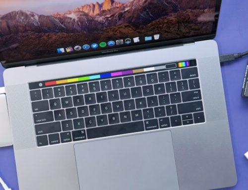 Force Touch နည်းပညာပါဝင်တဲ့ Touch Bar နဲ့ MacBook ကို မူပိုင်ခွင့်ယူလိုက်တဲ့ Apple