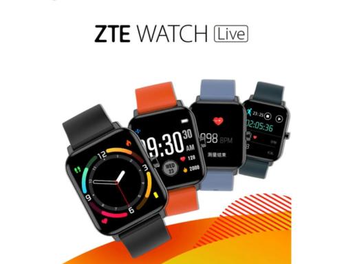 မြန်မာငွေ ၅ သောင်းဝန်းကျင်ပဲ ကျသင့်မယ် ZTE Watch Live Smartwatch ကို မိတ်ဆက်လိုက်ပြီ