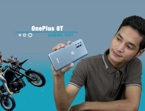 OnePlus 8T ရဲ့ PUBG Gaming Test ဗီဒီယို